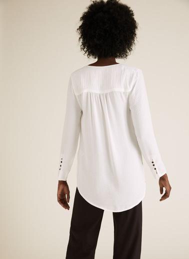 Marks & Spencer Tunik Beyaz